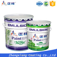Special effect wall paint