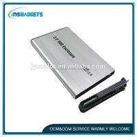 "TSJ0022 3.5 inch E-SATA 2.5"" sata hdd caddy cases"