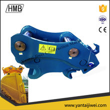 mechanical quick hitch coupler suits for excavator CAT with high-quality