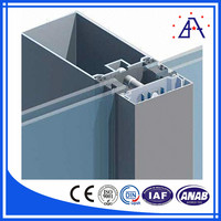 High Quality Curtain Wall Profile