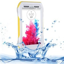 Wholesale IP68 Waterproof Case for LG G3 with HD Screen Guard