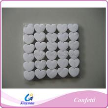 Wholesale White Paper Wedding Confetti in Cheap Price