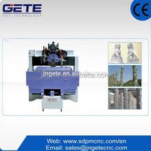 Gt-5015 tres dimensiones más piedra mesa de corte de sierra máquina
