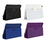 Magnetic sleep & wake up stand leather flip cover for ipad 2 case, handmade case for ipad 2