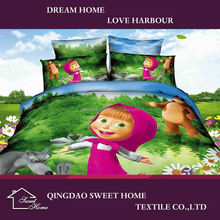 2014 The Most Popular 100% Cotton Kids Bedsheet China