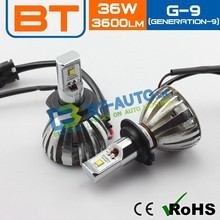 Car Led Lighting H1 H3 H7 Led Headlamps, Headlight For Great Wall