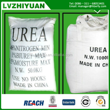 Reliable supplier Of Urea N46 Granular or Prilled With High quality control