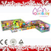 Wholesale candy theme 12X10X3m two floors children indoor playground