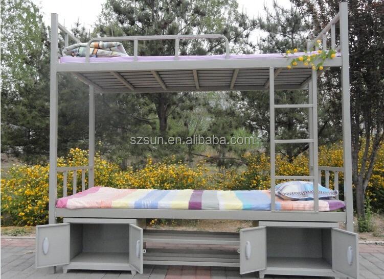 금속 이층 침대가 좋은 더블 침대의 사진-금속 침대 -상품 ID ...