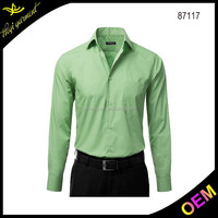 Men shirt embroidery design for wholesale with various colors