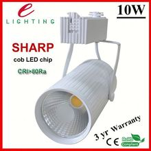 CE ROHS color changing led track lighting
