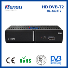 best product 1080P Full HD dvb t2 tv box for Mongolia and Thailand Senegal