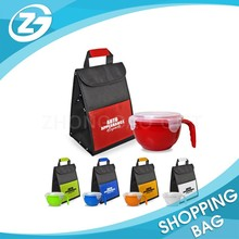 Insulated Waterproof Lunch Storage Picnic Bag Easy Clean Kids Picnic Bag