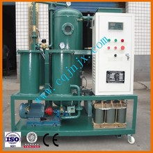 CHINA RZL Used Vacuum Lubrication Oil Refining
