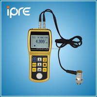 Hard materials handheld digital ultrasonic thickness gauge tool