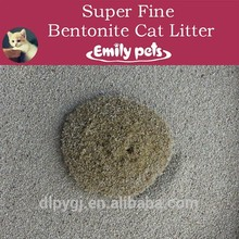 Natural Clumping Colored Super Fine Bentonite Cat Litter Fragrance