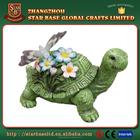 Novo tamanho personalizado requintado moda resina tartaruga grande jardim estátuas