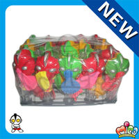 colorful Ultramang balloon toy candy