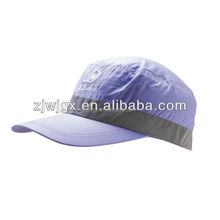 hi vis safety sports hat reflective baseball cap