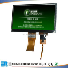 7'' 800x(RGB)480 LED Backlight LCD Screen PanelTFT LCD Module 40 Pin