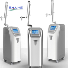 Sanhe Alibaba China!! CE approval 2015 scar removal stretch mark removal beauty machine co2 fractional laser