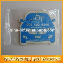 (BLF-AR134)car shape paper air freshener