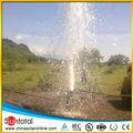 grande fluxo de bomba solar para a irrigação, bomba de água solar, electrobombas