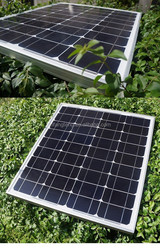 Manufacturer with TUV / CE / ISO/ Certificate, 80W--100Watt Mono Photovoltaic Solar Cell Panel