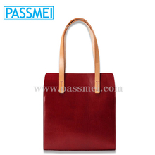 2015 Fashion Manufacturer Wholesale High Quality Real Leather Ladies Handbags