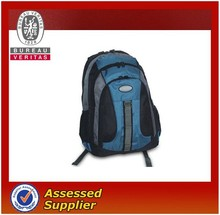 "Laptop Backpack, Fits for 12"" Notebook, Made of 1000D/PU, 600D/PU and Ripstop"