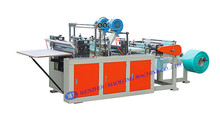 Single Layer Two Lines Latest And Fire Sal Mesh Bag Making Machine