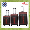 EVA Built-in Trolley System Leather soft PU Comfortable Handle Luggage Bag