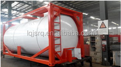 Asphalt tank container /bitumen ISO tank with new design