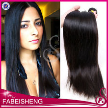 best price Natural color 1B No chemical No shedding human hair in Italy