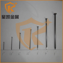 long service life competive price China 4 inch round nail