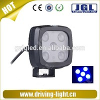 25W auto parts led work light 4 inch cars ,jeep,motorcycles led headlight 9-80v CREE led work light off road