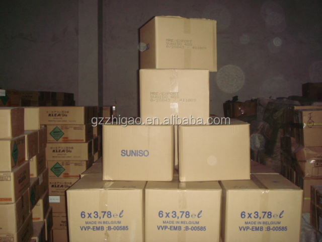 Suniso Refrigeration oil 4GS