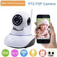 with ce rohs fc certification network indoor wireless wifi hd ip security camera