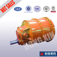 small speed reducer 90 degree transmission gearbox