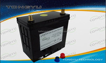 Integrated Managemet Circuits 12V LiFePO4 Car Battery 30Ah Auto Starting , Maintenance Free