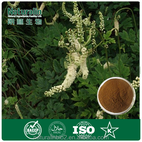 Top quality and natural Black cohosh Extracts