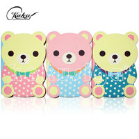 cute Kube bear design for samsung p600 case