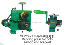 jewelry bending press for earbob,bending press for bangle bracelet