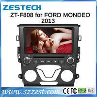 ZESTECH Wholesales OEM car entertainment system for ford mondeo 2013 car auto radio gps navigation