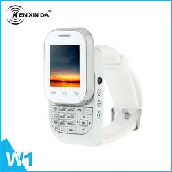 1.44 inch /32MB ROM/SC6531dual sim card smart watch phone