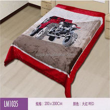 Hot sale factory direct baby blanket organic cotton