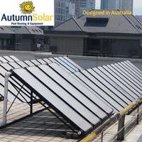China manufacturers swimming pool Solar heating panel