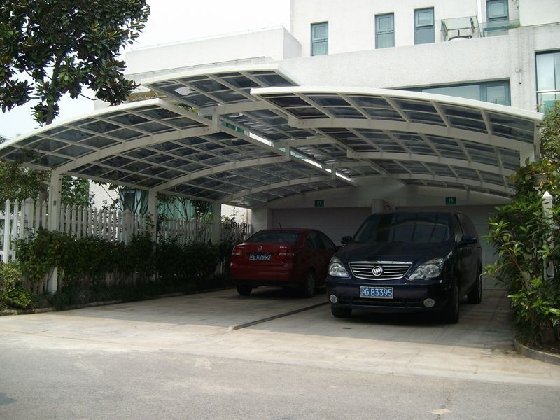 Car Parking Shed Tent : Car parking shed roof buy two garage tent plastic