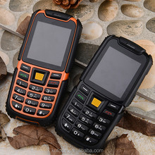anti-water anti-shock anti-dust phone,outdoor rugged military IP68 simple cell phone, KuFone S6