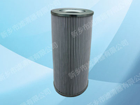 Fiberglass Media 10 Micron Oil Filter Element For Truck Made In China